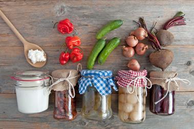 Cíťte sa lepšie a zdravšie so živými mikroorganizmami (s probiotikami)
